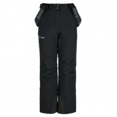 Kilpi Europa, junior ski pants, black