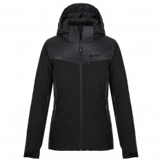 Kilpi Flip, Skijakke, Plus Size, Dame, Black