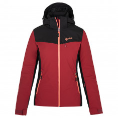 Kilpi Flip, Skijakke, Plus Size, Dame, Dark Red