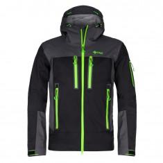 Kilpi Hastar-M, ski jacket, men, black