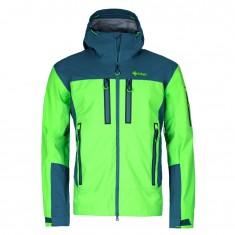 Kilpi Hastar-M, ski jacket, men, green