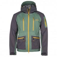 Kilpi Jackyl, shell jacket, men, khaki