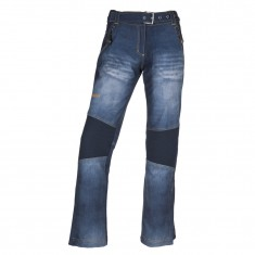 Kilpi Jeanso-W, ski pants, women, blue