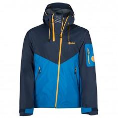 Kilpi Metrix ski jacket, men, blue