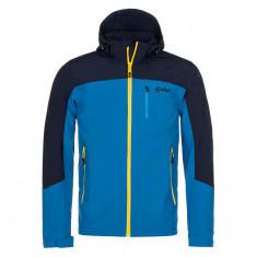 Kilpi Milo, softshell jacket, men, blue