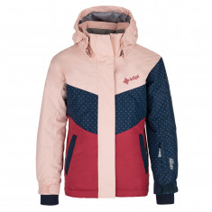 Kilpi Mils, Skijakke, Junior, Light Pink