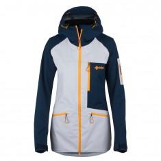 Kilpi Nalau hardshell jacket, women, dark blue
