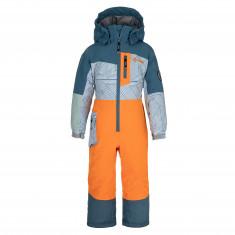 Kilpi Pontino, overall, kids, orange