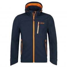 Kilpi Ravio, softshell jacket, men, blue