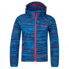 Kilpi Ravio, softshell jacket, junior, blue