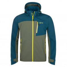 Kilpi Ravio, softshell jacket, men, khaki