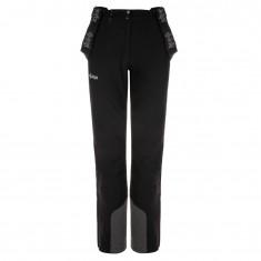 Kilpi Rhea, softshell ski pants, women, black