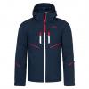 Kilpi Tonn, ski jacket, men, black