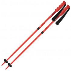 Komperdell Red Smash, ski poles, junior