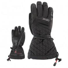 Lenz Heat Gloves 4.0, startersæt, dame, black