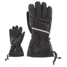 Lenz Heat Gloves 4.0, Startsett, Herre, svart