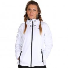 4F Linda, regnjakke, dame, hvid