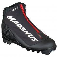 Madshus Raceline, nordic boots, junior, black