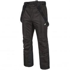 4F Mateus ski pants, men, black