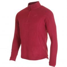 4F Microtherm mens fleece underwear, red