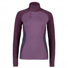 Mons Royale Olympus Half Zip, dame, into the wild