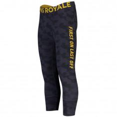 Mons Royale Shaun Off 3/4 legging, men, iron camo