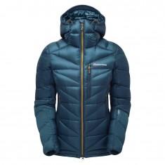 Montane Anti-Freeze Jacket, dame, narwhal blue