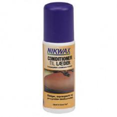 Nikwax Conditioner til læder
