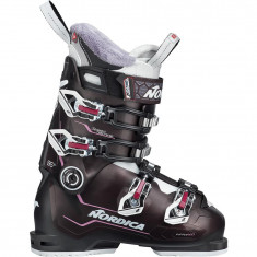 Nordica Speedmachine 95 W, ski boots, black