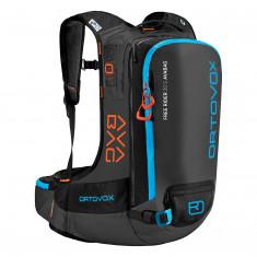 Ortovox Free Rider 20 S, AVABAG, black anthracite