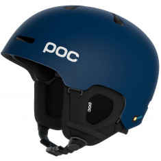 POC Fornix Mips, ski helmet, lead blue matt