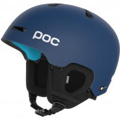 POC Fornix SPIN, ski helmet, lead blue