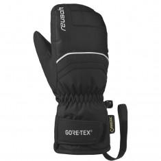 Reusch Tommy GTX Velcro mitten, Junior, black