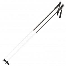 Rossignol FT-500, ski poles, black