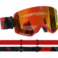 Salomon Cosmic, skibriller, rød