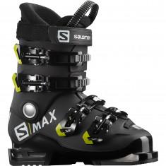 Salomon S/MAX 60 RT L, skistøvler, junior, sort
