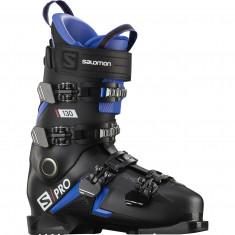 Salomon S/PRO 130 Skistøvler, Herre, Black/Race Blue