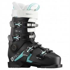 Salomon S/PRO 80 W, ski boots, black