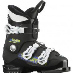 Salomon Team T3, skistøvler, junior, sort/hvid