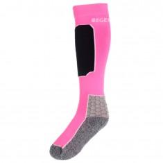 Seger Racer, skistrømper, pink