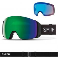 Smith 4D MAG, Skibriller, Black