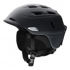 Smith Camber ski helmet, matte black