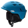 Smith Camber skihjelm, Blue/Cloudgrey