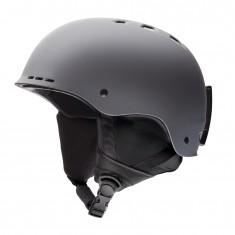 Smith Holt 2 ski helmet, matte charcoal