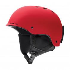 Smith Holt 2 ski helmet, red