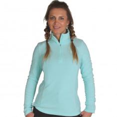 4F Thora Microtherm womens fleece midlayer, mint