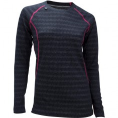 Ulvang 50Fifty 2.0 round neck Ws, Dame, Granite Mix