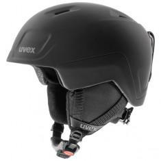 Uvex Heyya Pro, skihjelm, junior, mat sort