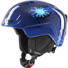 Uvex Heyya, skihjelm, junior, blå